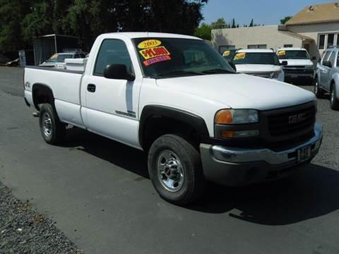 2003 GMC Sierra 2500HD for sale in Gridley, CA