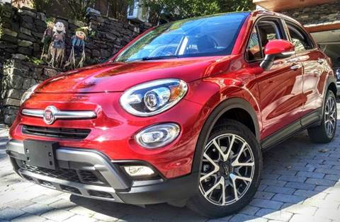 2016 FIAT 500X for sale in Hasbrouck Hights, NJ