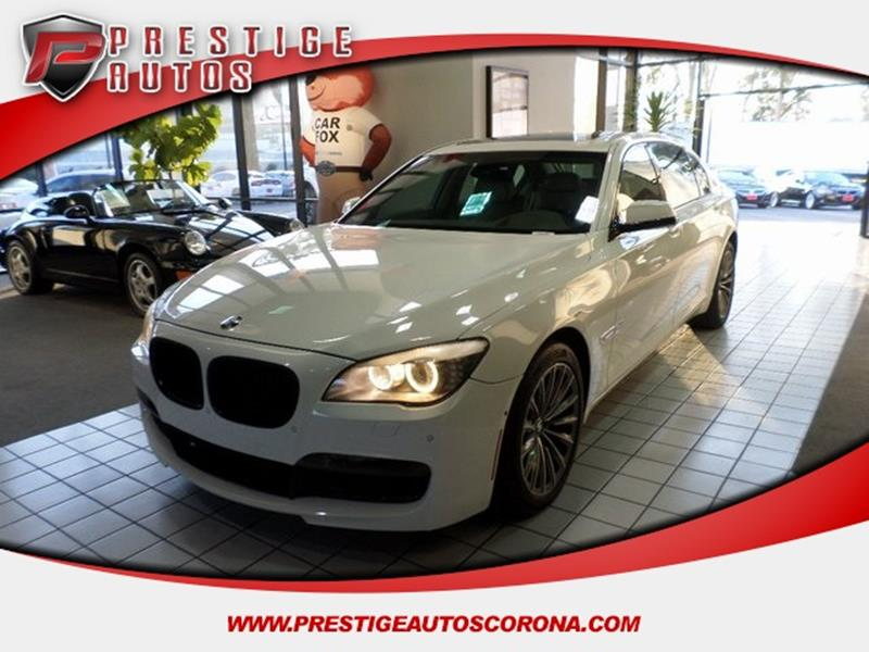 BMW Series For Sale In Middletown OH Carsforsalecom - Bmw 2009 7 series for sale