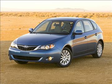 2008 Subaru Impreza for sale in Corona, CA