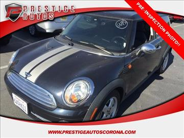 2009 MINI Cooper Clubman for sale in Corona, CA