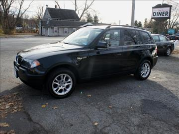 2005 BMW X3 for sale in Mine Hill, NJ