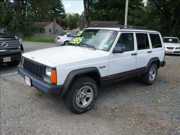 1995 jeep cherokee for sale connecticut. Black Bedroom Furniture Sets. Home Design Ideas