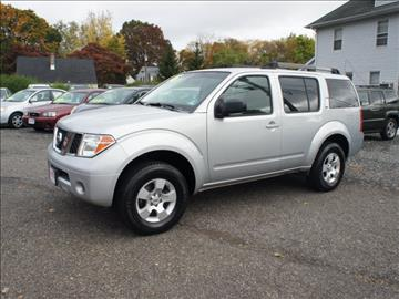 2006 Nissan Pathfinder for sale in Mine Hill, NJ