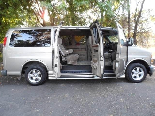 1999 Chevrolet Express for sale in Sacramento CA