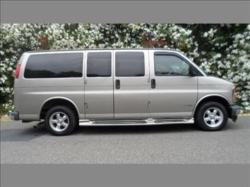 1999 Chevrolet Express for sale in Sacramento, CA