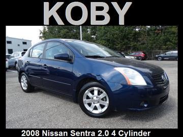 2008 Nissan Sentra for sale in Mobile, AL