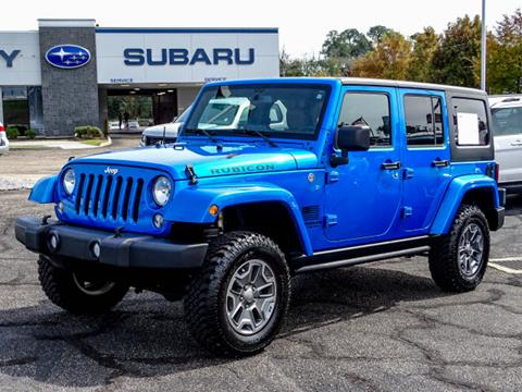 a report on the history of jeep wranglers