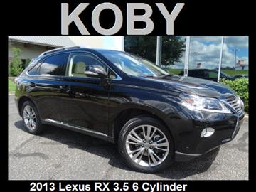 North Penn Mazda >> 2013 Lexus RX 350 For Sale - Carsforsale.com