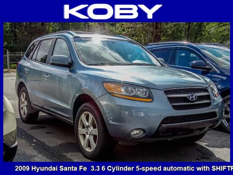 2009 Hyundai Santa Fe for sale in Mobile, AL