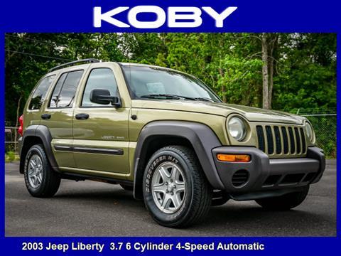 2003 Jeep Liberty for sale in Mobile, AL