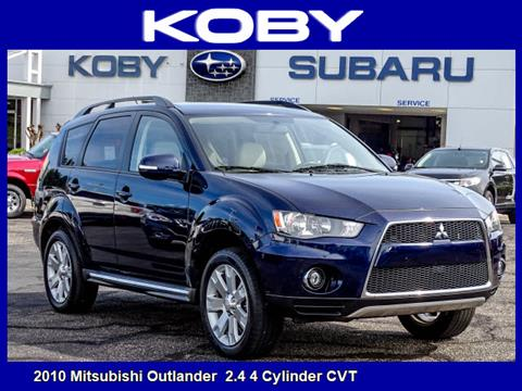 2010 Mitsubishi Outlander for sale in Mobile, AL