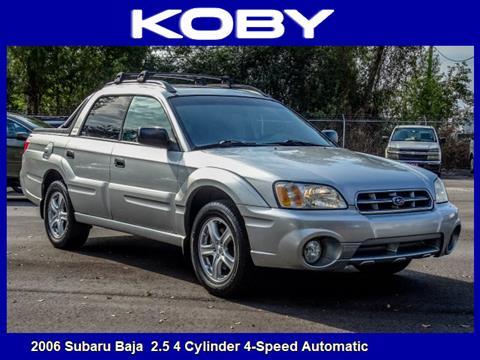 2006 Subaru Baja for sale in Mobile, AL