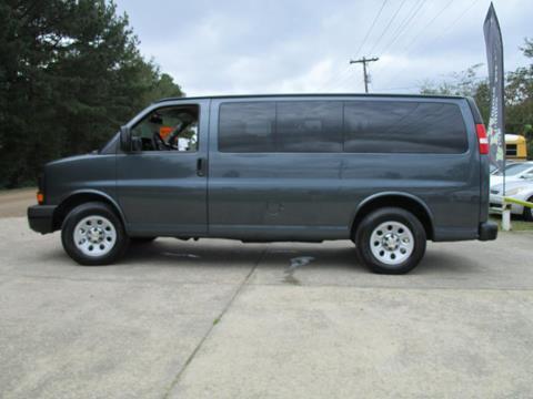 2014 Chevrolet Express Passenger for sale in Jasper, AL