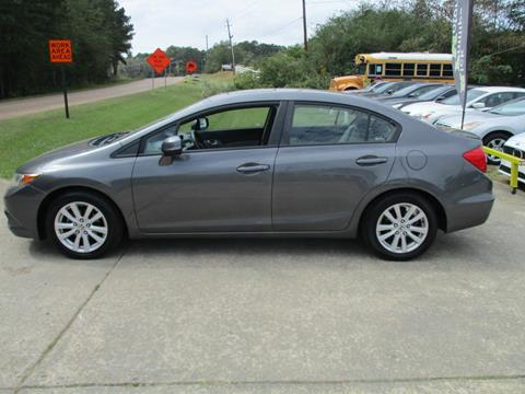 2012 Honda Civic for sale in Jasper, AL
