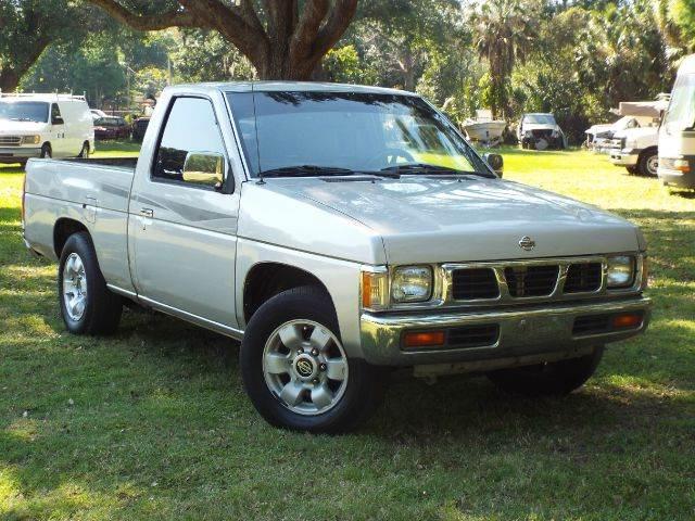 1997 Nissan Truck
