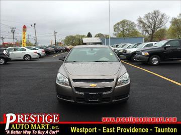 2010 Chevrolet Malibu for sale in Taunton, MA