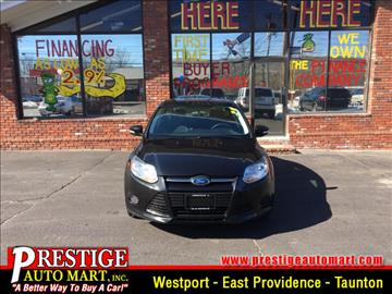 2013 Ford Focus for sale in Taunton, MA