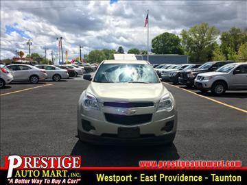 2013 Chevrolet Equinox for sale in Taunton, MA