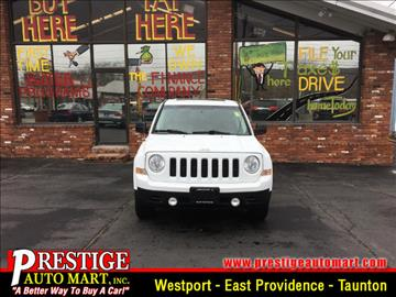 2011 Jeep Patriot for sale in Taunton, MA