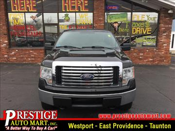 2010 Ford F-150 for sale in Taunton, MA