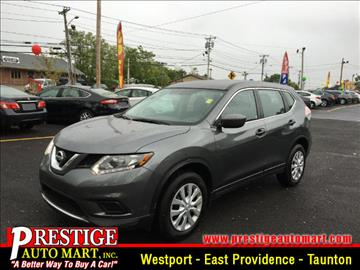 2016 Nissan Rogue for sale in Taunton, MA