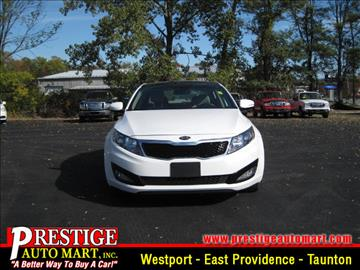 2013 Kia Optima for sale in Taunton, MA