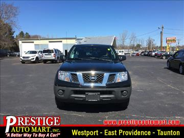2015 Nissan Frontier for sale in Taunton, MA