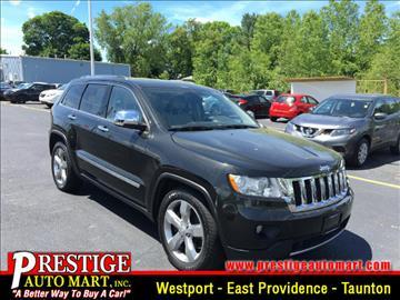 2011 Jeep Grand Cherokee for sale in Taunton, MA