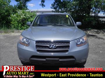 2008 Hyundai Santa Fe for sale in Taunton, MA