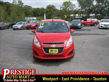 2014 Chevrolet Spark for sale in Taunton, MA