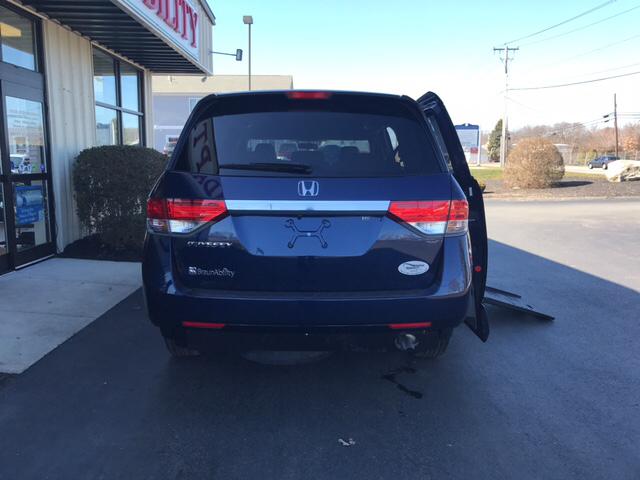 2016 Honda Odyssey EX 4dr Mini-Van - Seekonk MA