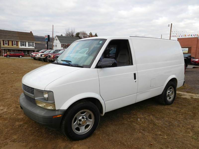 2005 chevrolet astro cargo base awd 3dr extended cargo. Black Bedroom Furniture Sets. Home Design Ideas