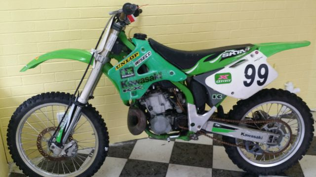 1997 Kawasaki KX 250 *** BHPH starts @ as low as 10% DOWN