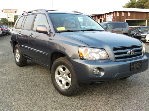 2007 Toyota Highlander for sale in Worcester, MA