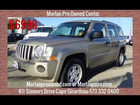 2009 Jeep Patriot for sale in Cape Girardeau, MO