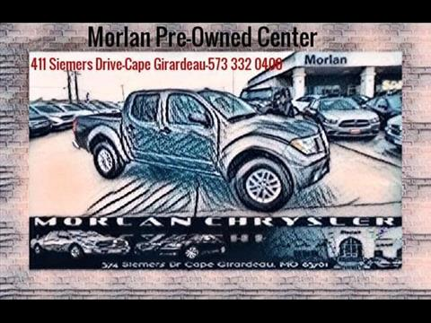 2016 Nissan Frontier for sale in Cape Girardeau MO