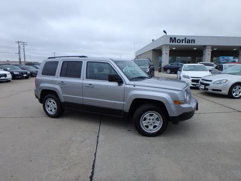 2016 Jeep Patriot for sale in Cape Girardeau MO