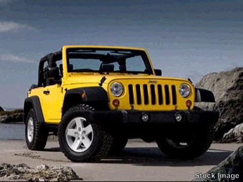 2011 Jeep Wrangler for sale in Cape Girardeau MO