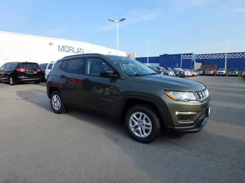 2017 Jeep Compass for sale in Cape Girardeau MO