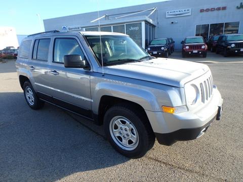 2017 Jeep Patriot for sale in Cape Girardeau MO