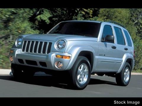 2002 Jeep Liberty for sale in Cape Girardeau, MO