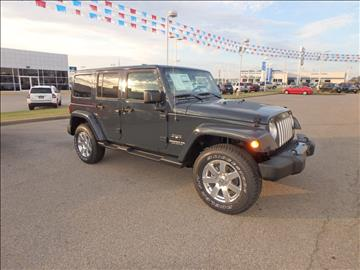 2017 Jeep Wrangler Unlimited for sale in Cape Girardeau, MO