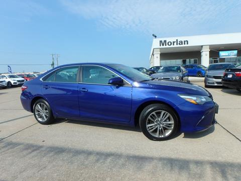 2015 Toyota Camry for sale in Cape Girardeau, MO