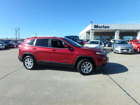 2017 Jeep Cherokee for sale in Cape Girardeau MO