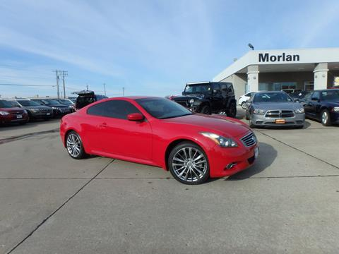 2011 Infiniti G37 Coupe for sale in Cape Girardeau MO