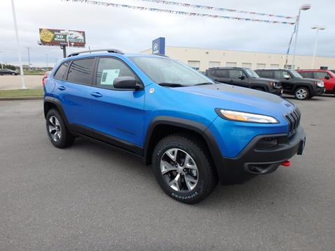 2018 Jeep Cherokee for sale in Cape Girardeau MO