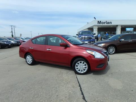2016 Nissan Versa for sale in Cape Girardeau MO