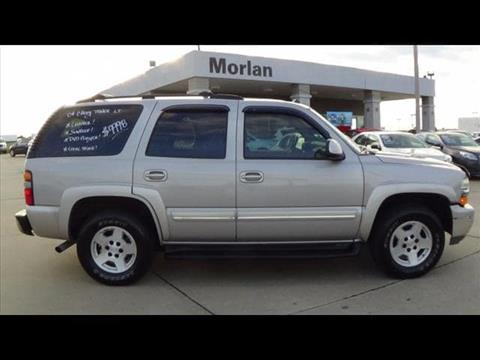 2004 Chevrolet Tahoe for sale in Cape Girardeau, MO