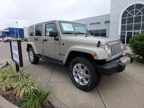 2017 Jeep Wrangler Unlimited for sale in Cape Girardeau MO